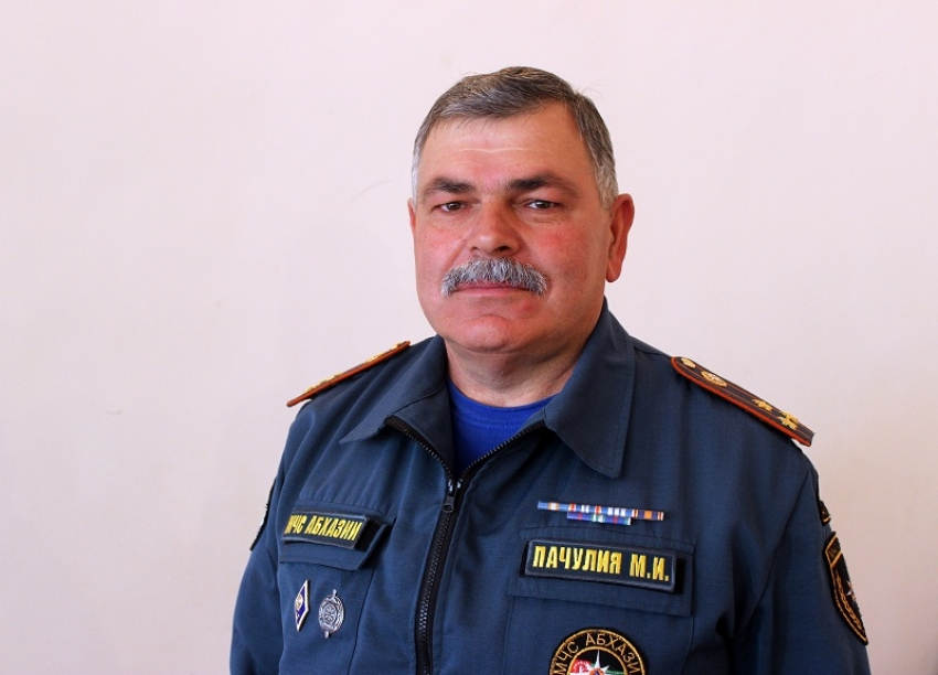 Пачулия Мурман Ингештерович