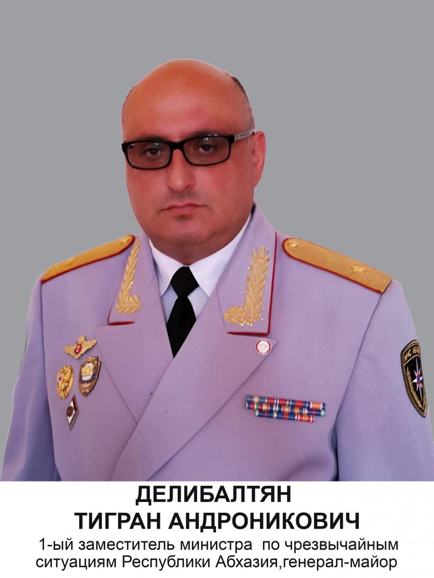 Делибалтян Тигран Андроникович
