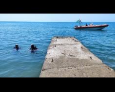 Сотрудники ГИМС МЧС Абхазии приступили к ежегодному техническому осмотру городских пляжей республики